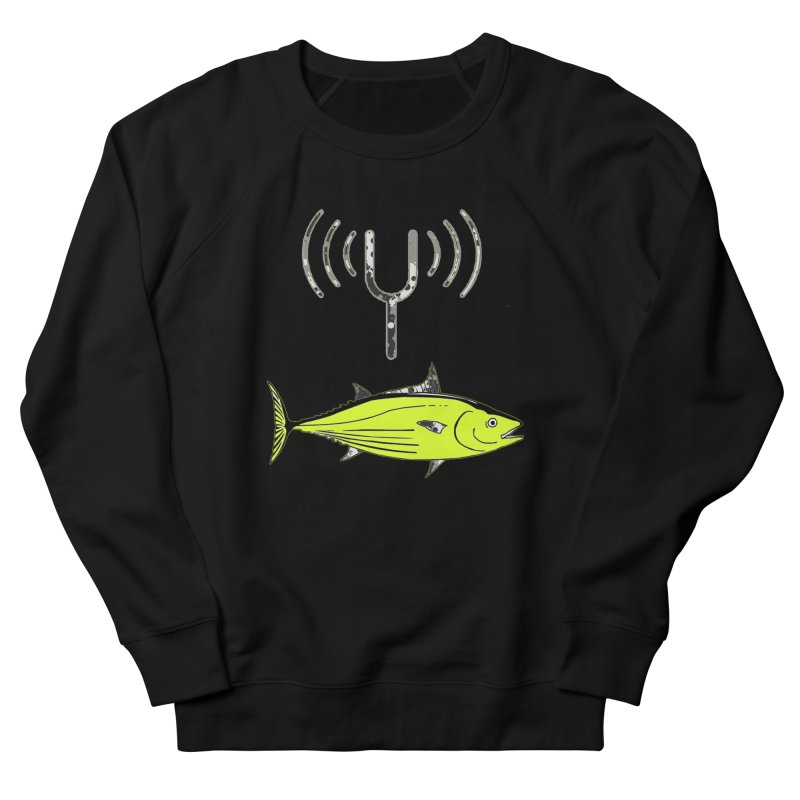 Tuner Fish Men's Sweatshirt by View From Brooklyn T-Shirt Shop