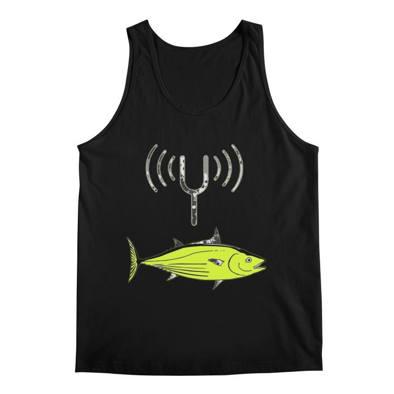 Tuner Fish Men's Regular Tank by View From Brooklyn T-Shirt Shop