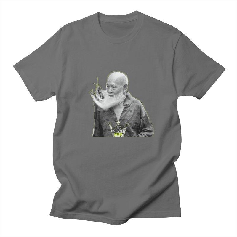 Blow Back Men's Regular T-Shirt by View From Brooklyn T-Shirt Shop