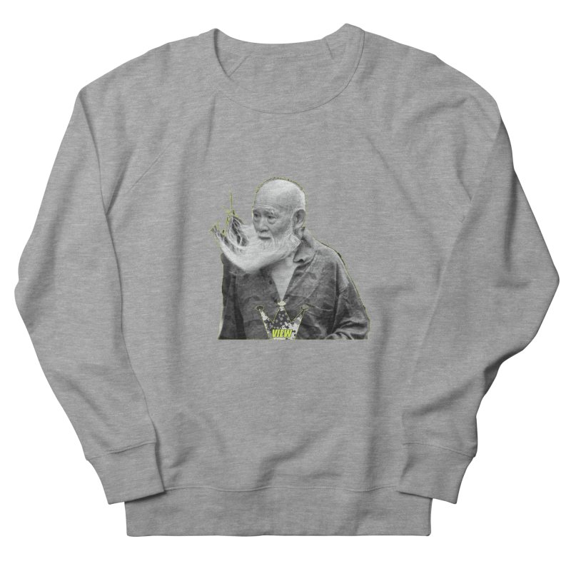 Blow Back Men's Sweatshirt by View From Brooklyn T-Shirt Shop