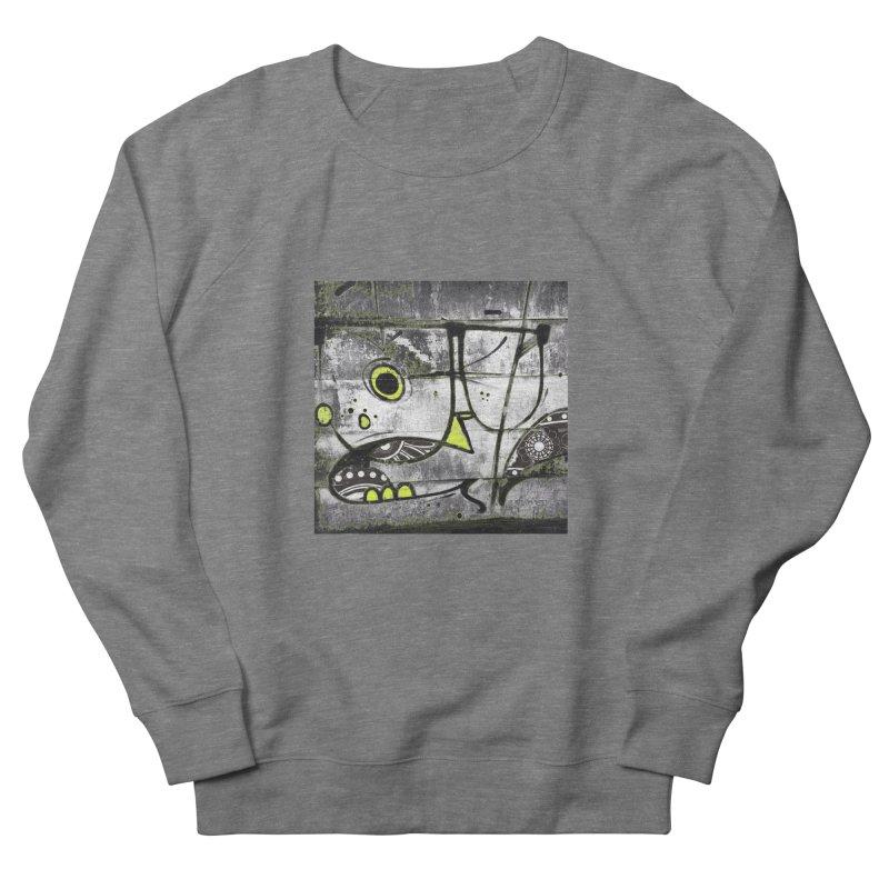 Myopic Women's French Terry Sweatshirt by View From Brooklyn T-Shirt Shop