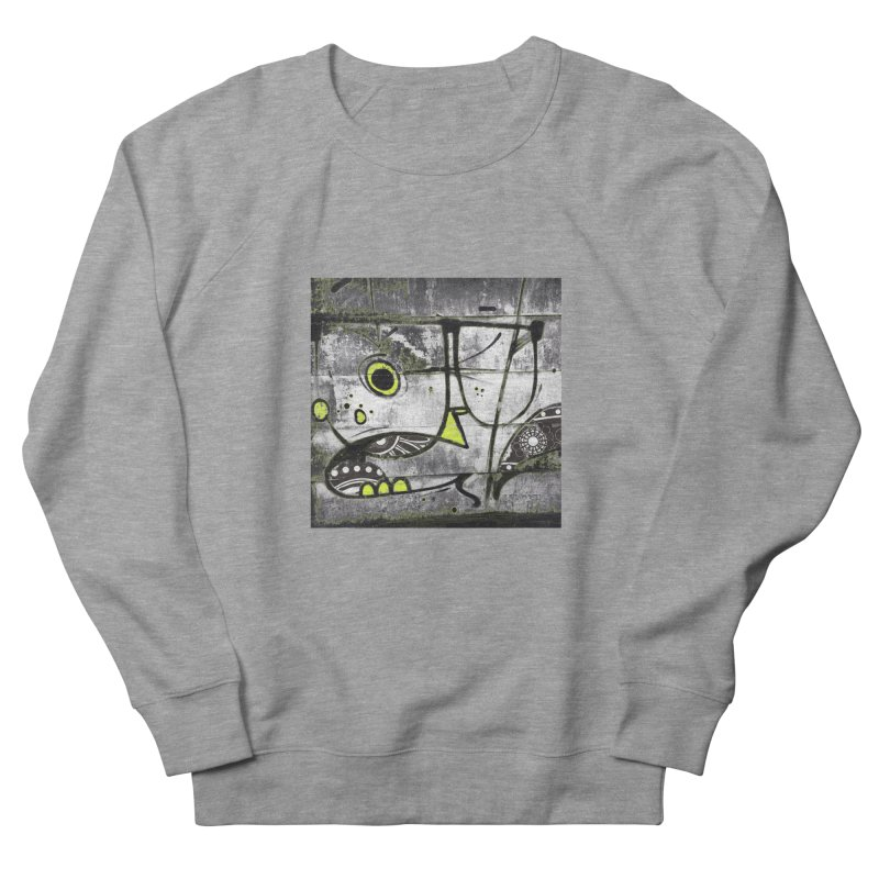Myopic Women's French Terry Sweatshirt by View From Brooklyn T-Shirt Shop