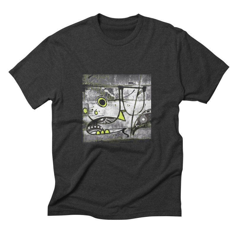 Myopic Men's Triblend T-Shirt by View From Brooklyn T-Shirt Shop