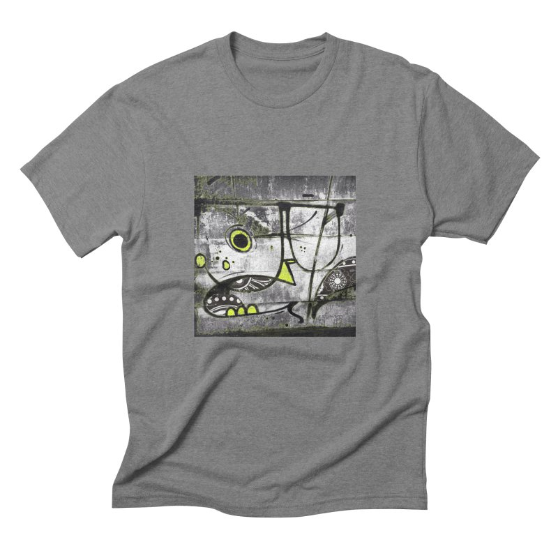 Myopic Men's Triblend T-Shirt by View From Brooklyn T-Shirt Shop