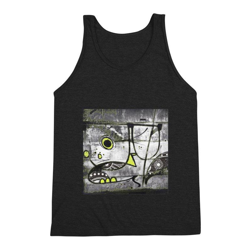 Myopic Men's Triblend Tank by View From Brooklyn T-Shirt Shop