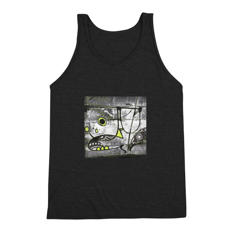 Myopic Men's Triblend Tank by View From Brooklyn T-Shirt Shop