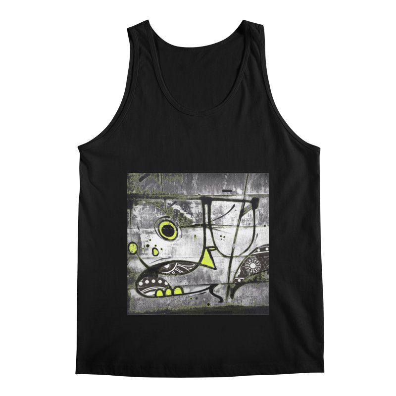 Myopic Men's Regular Tank by View From Brooklyn T-Shirt Shop