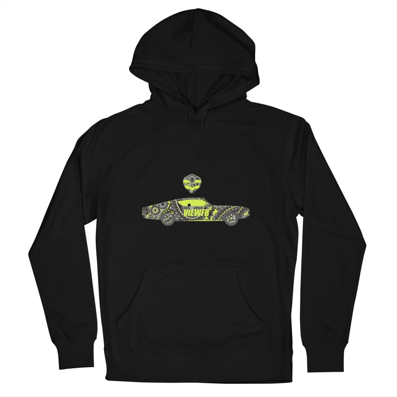 Cobra View Women's Pullover Hoody by View From Brooklyn T-Shirt Shop