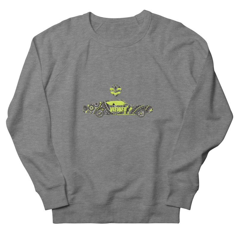 Cobra View Women's French Terry Sweatshirt by View From Brooklyn T-Shirt Shop