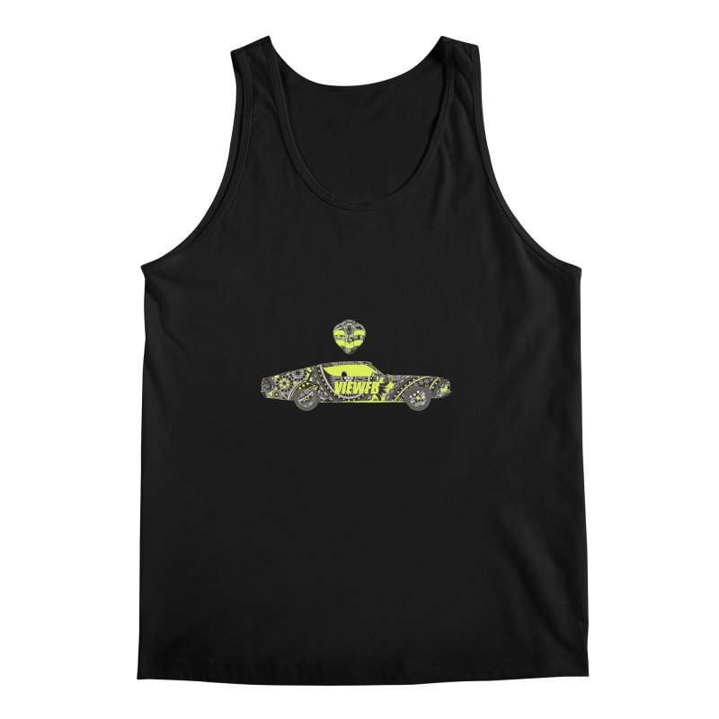 Cobra View Men's Regular Tank by View From Brooklyn T-Shirt Shop
