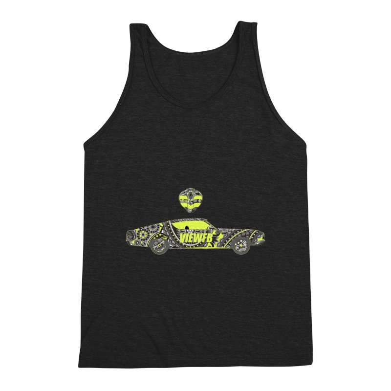 Cobra View Men's Triblend Tank by View From Brooklyn T-Shirt Shop