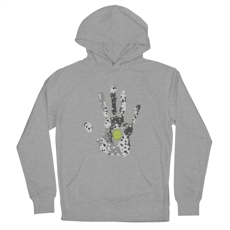 Hand of fate Men's French Terry Pullover Hoody by View From Brooklyn T-Shirt Shop