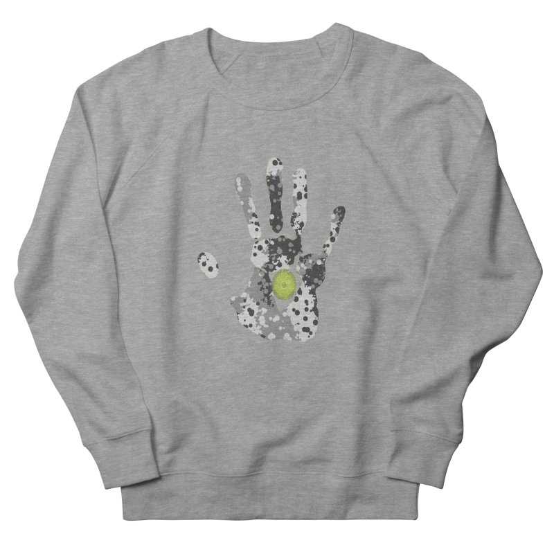 Hand of fate Men's French Terry Sweatshirt by View From Brooklyn T-Shirt Shop