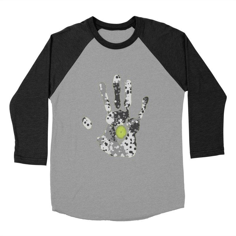 Hand of fate Women's Baseball Triblend Longsleeve T-Shirt by View From Brooklyn T-Shirt Shop