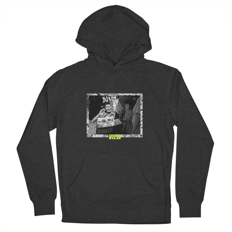 Engaging Men's Pullover Hoody by View From Brooklyn T-Shirt Shop