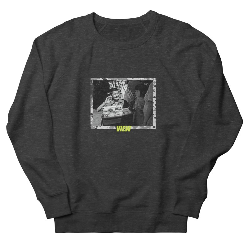 Engaging Men's Sweatshirt by View From Brooklyn T-Shirt Shop