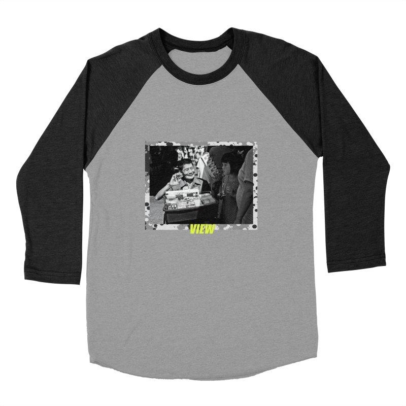 Engaging Men's Baseball Triblend T-Shirt by View From Brooklyn T-Shirt Shop