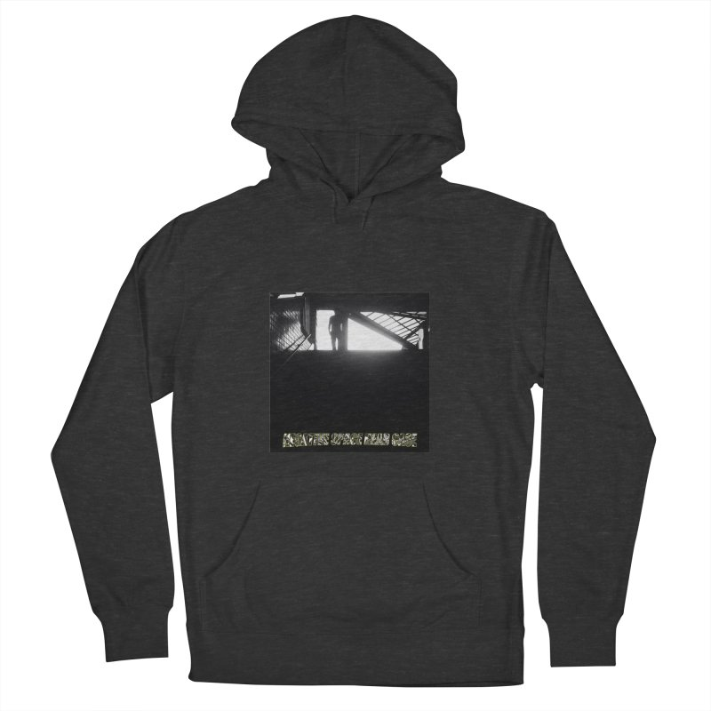 Negative Space Case Women's French Terry Pullover Hoody by View From Brooklyn T-Shirt Shop