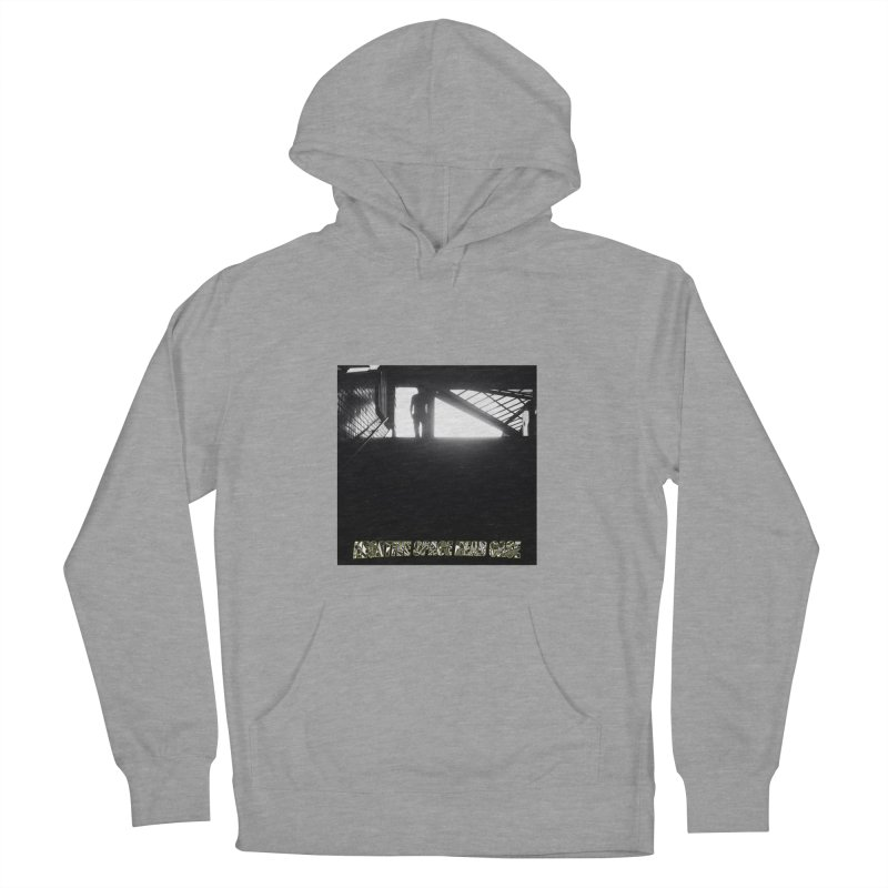 Negative Space Case Men's Pullover Hoody by View From Brooklyn T-Shirt Shop
