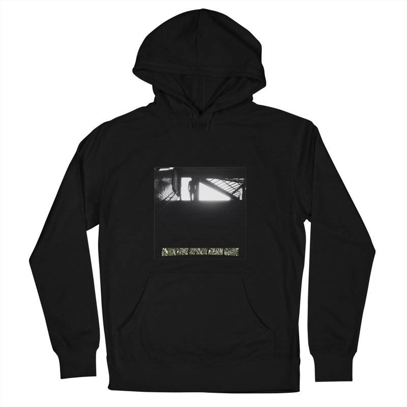 Negative Space Case Men's French Terry Pullover Hoody by View From Brooklyn T-Shirt Shop