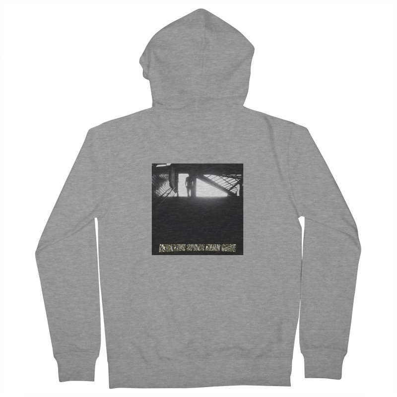 Negative Space Case Women's Zip-Up Hoody by View From Brooklyn T-Shirt Shop
