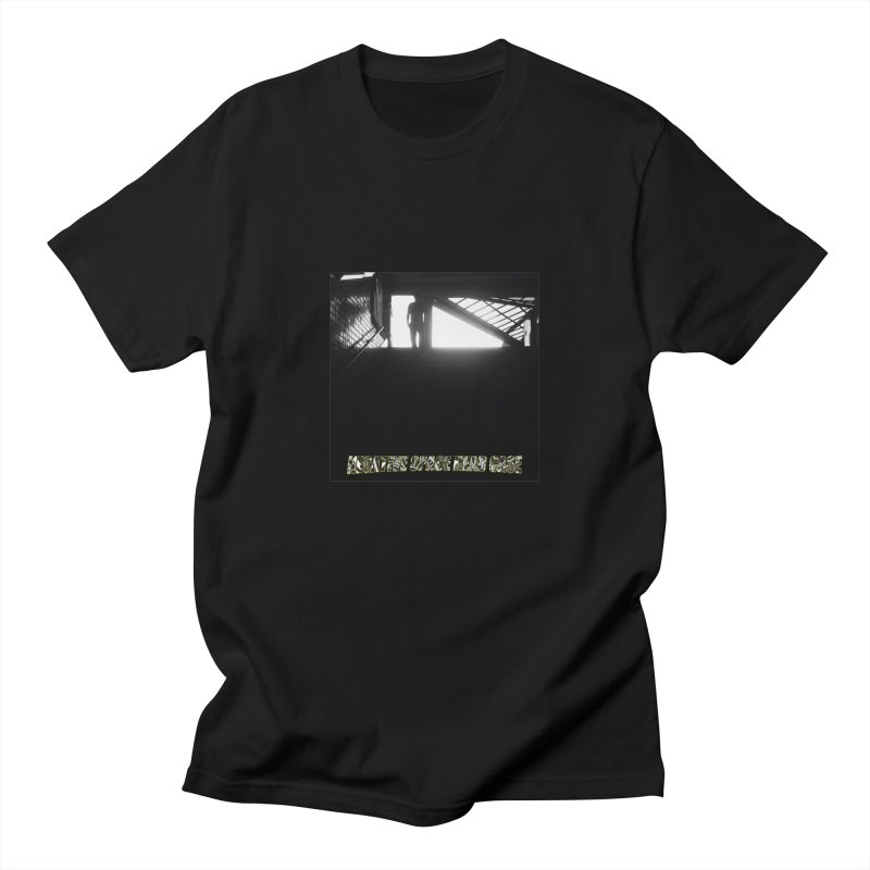 Negative Space Case Men's T-Shirt by View From Brooklyn T-Shirt Shop