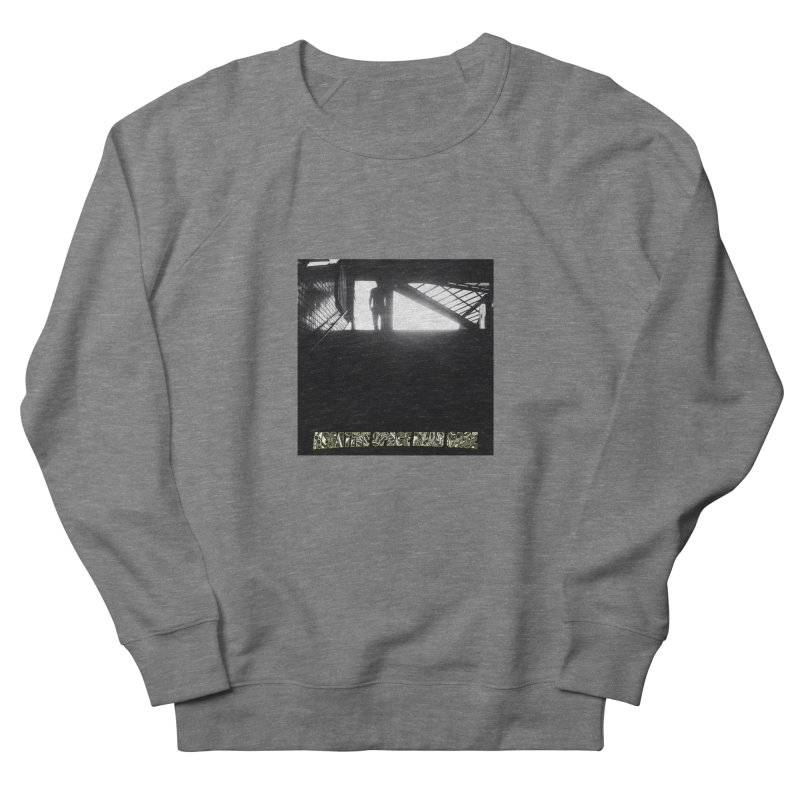 Negative Space Case Men's French Terry Sweatshirt by View From Brooklyn T-Shirt Shop