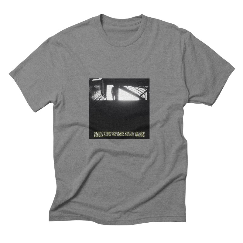 Negative Space Case Men's Triblend T-Shirt by View From Brooklyn T-Shirt Shop