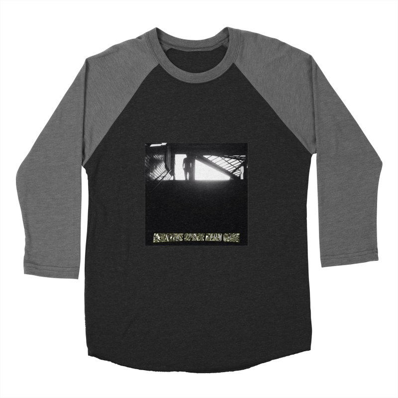 Negative Space Case Men's Baseball Triblend Longsleeve T-Shirt by View From Brooklyn T-Shirt Shop