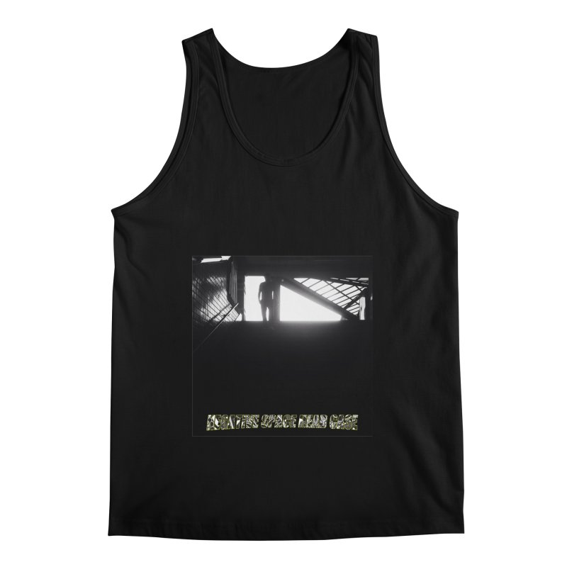 Negative Space Case Men's Regular Tank by View From Brooklyn T-Shirt Shop