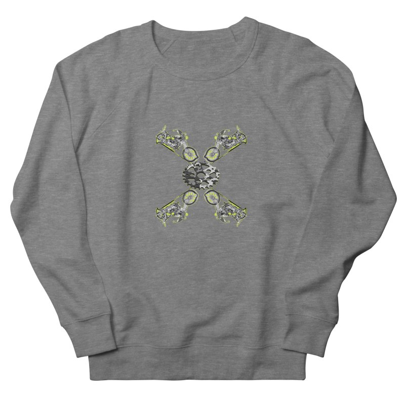 Free Ride Women's French Terry Sweatshirt by View From Brooklyn T-Shirt Shop