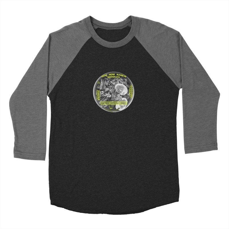 Nom Nom Ramen Women's Longsleeve T-Shirt by View From Brooklyn T-Shirt Shop