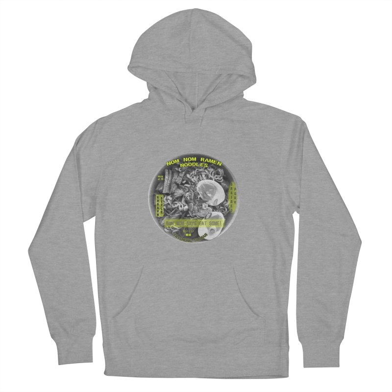 Nom Nom Ramen Men's Pullover Hoody by View From Brooklyn T-Shirt Shop