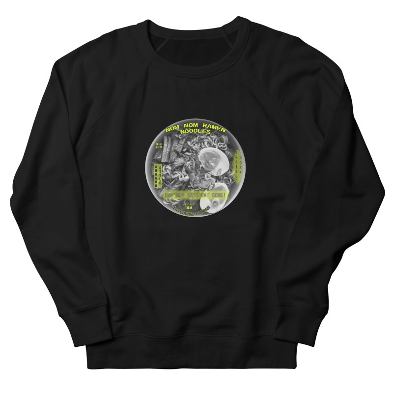 Nom Nom Ramen Women's Sweatshirt by View From Brooklyn T-Shirt Shop