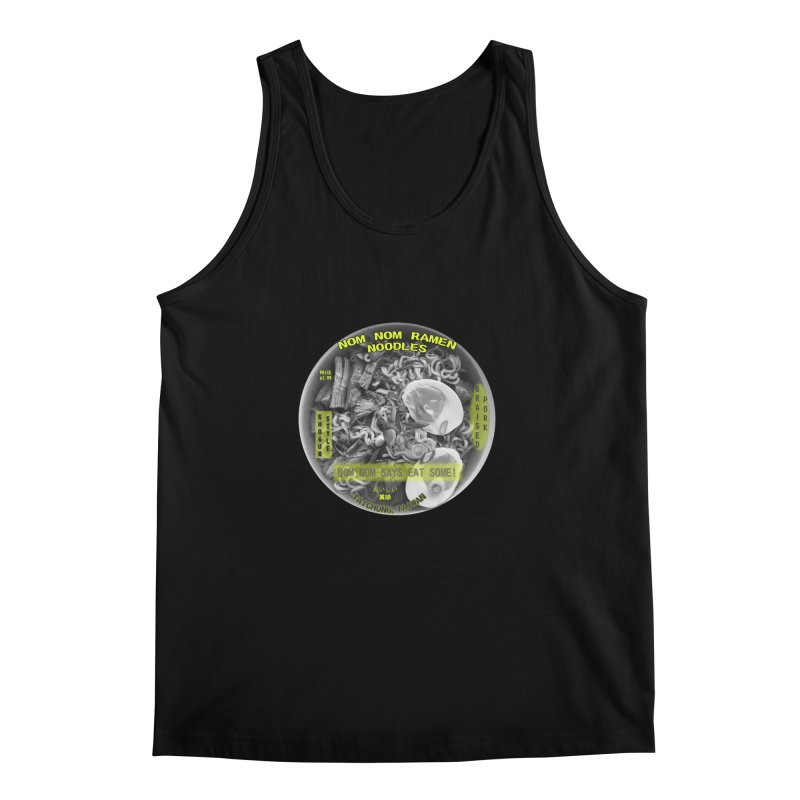 Nom Nom Ramen Men's Regular Tank by View From Brooklyn T-Shirt Shop