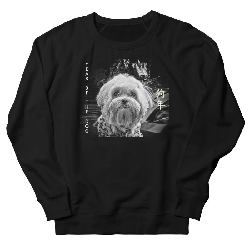 Year of the Dog Women's Sweatshirt by View From Brooklyn T-Shirt Shop