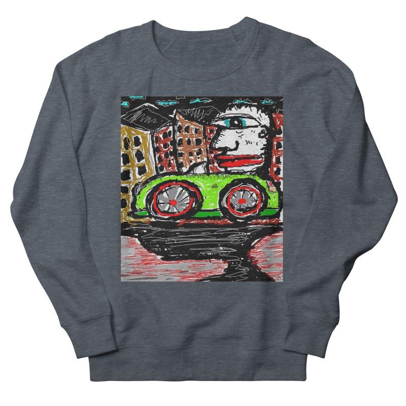 BOX CAR WILLY Women's Sweatshirt by viggo's Artist Shop