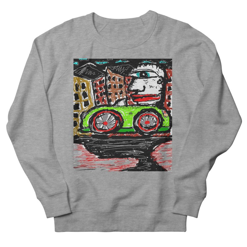 BOX CAR WILLY Men's Sweatshirt by viggo's Artist Shop