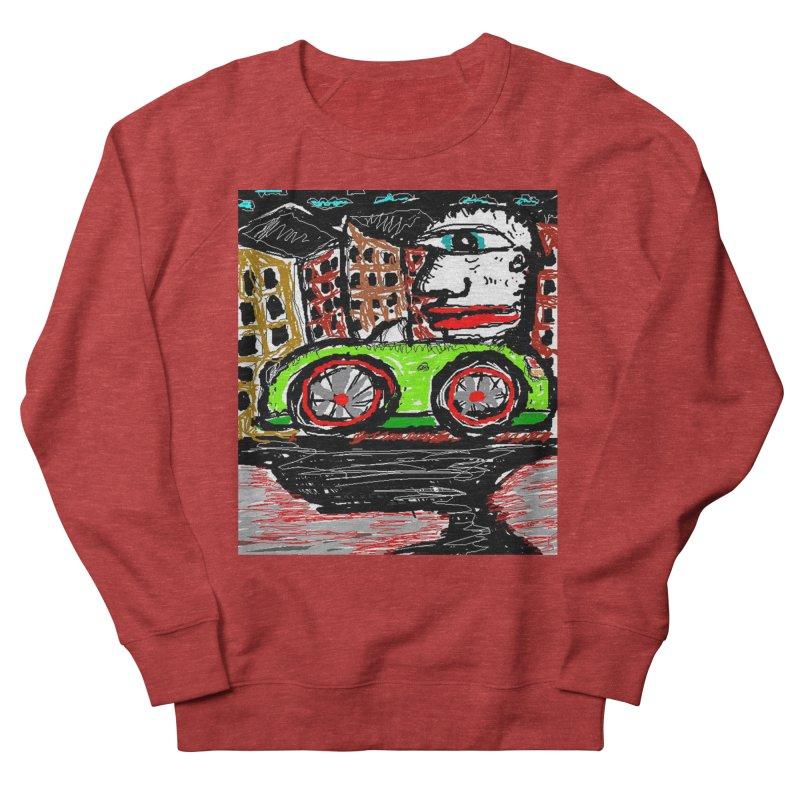 BOX CAR WILLY Men's Sweatshirt by viggo's Artist Shop