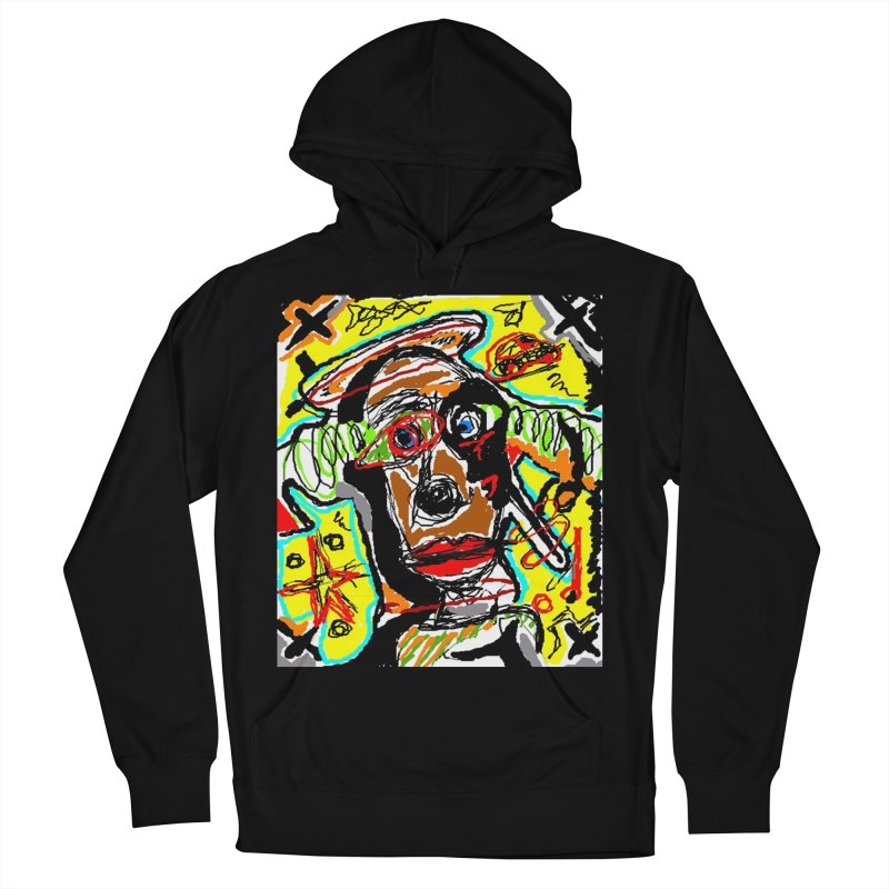 Mixed Up Men's Pullover Hoody by viggo's Artist Shop