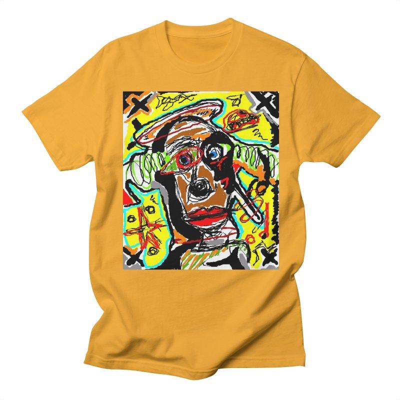 Mixed Up Men's T-Shirt by viggo's Artist Shop