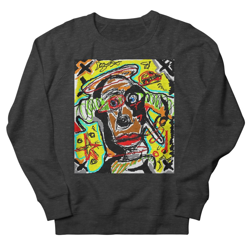 Mixed Up Men's Sweatshirt by viggo's Artist Shop