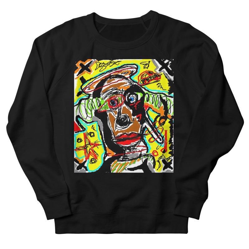 Mixed Up Men's Sweatshirt by viggo's Artist Shop
