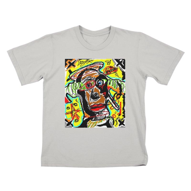 Mixed Up Kids T-Shirt by viggo's Artist Shop