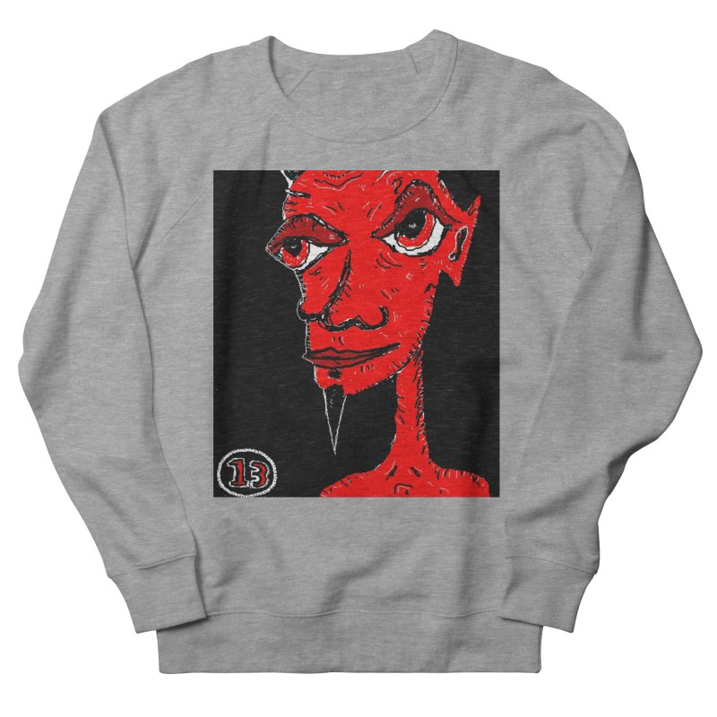 Number 13 Women's Sweatshirt by viggo's Artist Shop