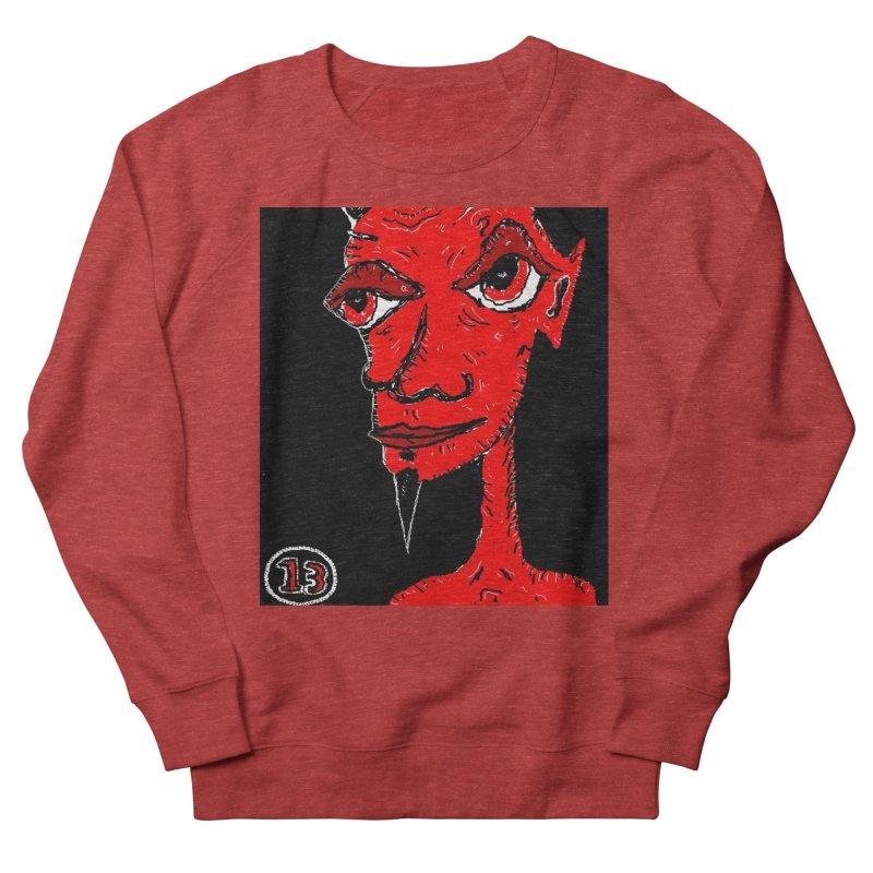 Number 13 Women's Sweatshirt by viggo's Artist Shop