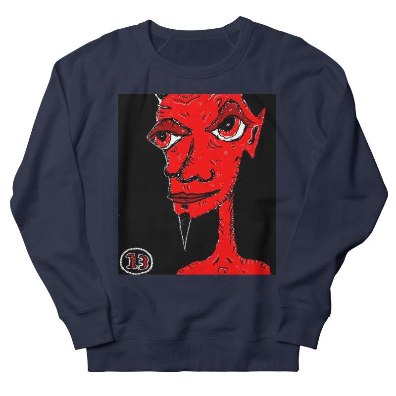Number 13 Men's Sweatshirt by viggo's Artist Shop