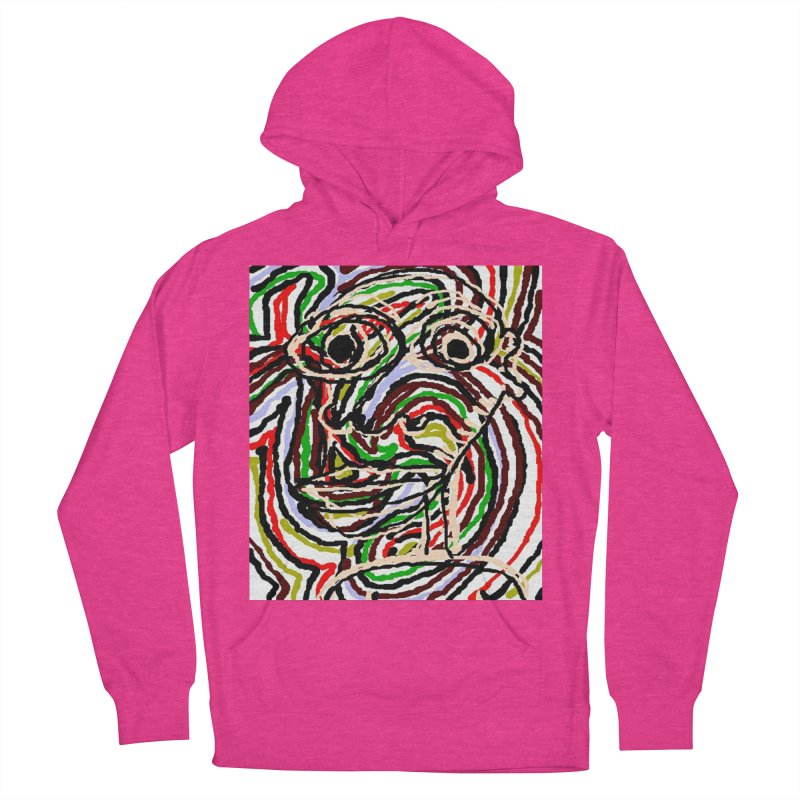Strips Men's Pullover Hoody by viggo's Artist Shop
