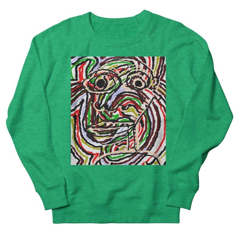 Strips Men's Sweatshirt by viggo's Artist Shop
