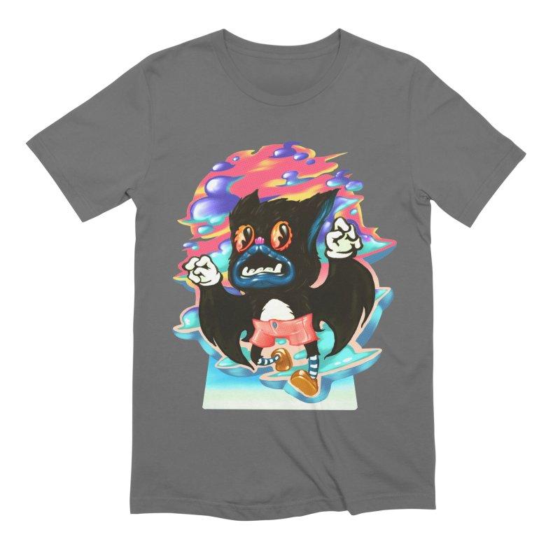 BatBoy sky Men's T-Shirt by villainmazk's Artist Shop